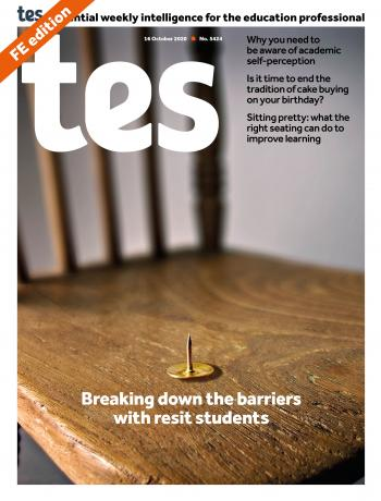 Tes FE cover 16/10/20