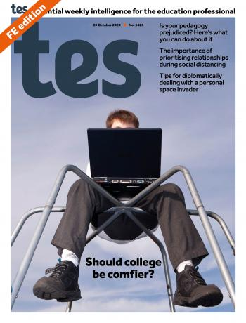 Tes FE cover 23/10/20