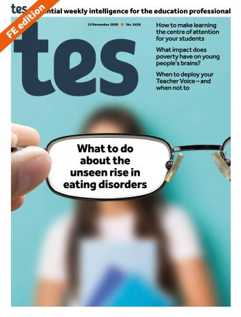 Tes FE cover 13/11/20