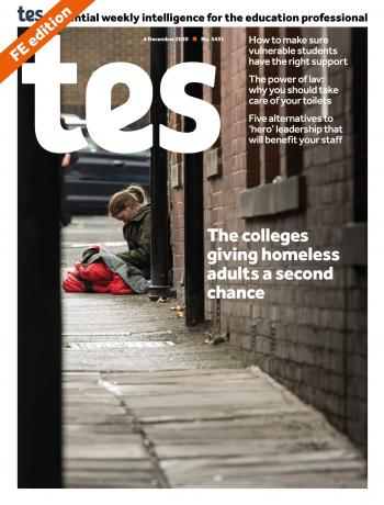 Tes FE issue 4 December 2020