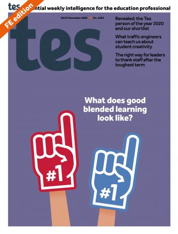 Tes FE cover 18/12/20