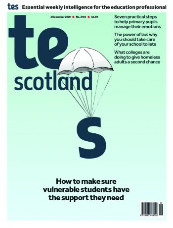 Tes Scotland issue 4 December 2020