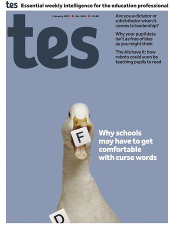 Tes issue 1 January 2021