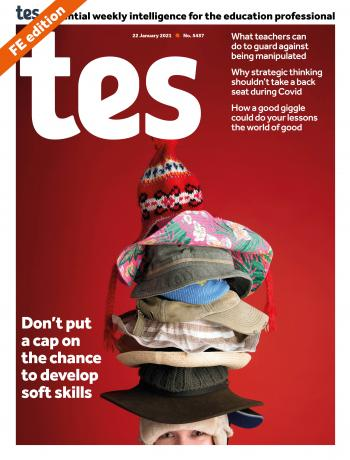 Tes FE cover 22/01/21