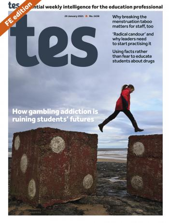 Tes FE cover 29/01/21