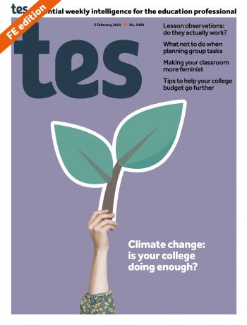 Tes FE cover 05/02/21