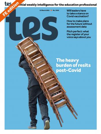 Tes FE cover 12/03/21