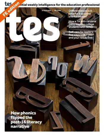 Tes FE cover 16/04/21