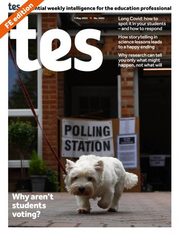 Tes FE cover 07/05/21