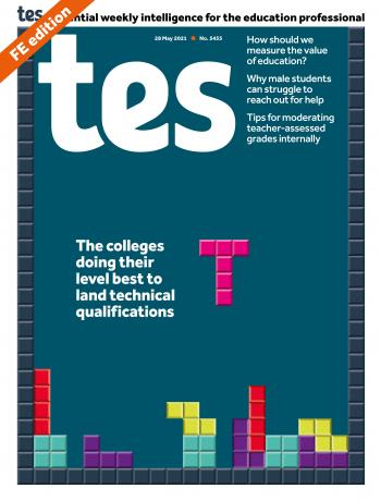 Tes FE cover 28/05/21