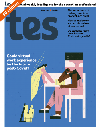 Tes FE issue 4 June 2021