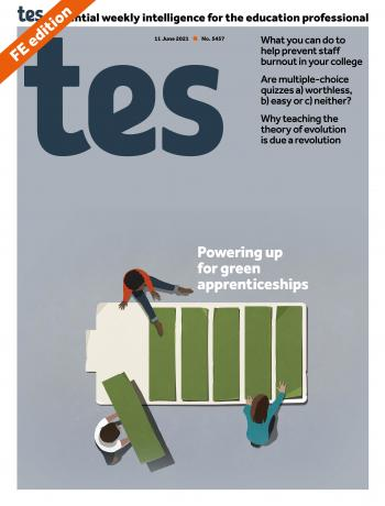 Tes FE cover 11/06/21