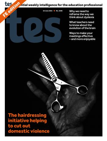 Tes FE issue 18 June 2021