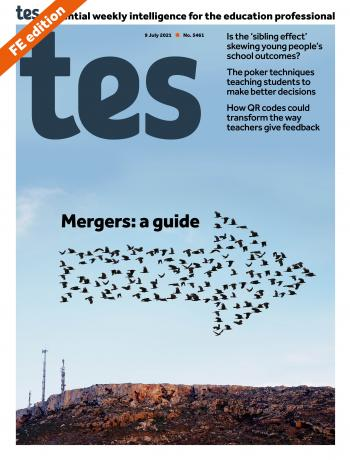 Tes FE cover 09/07/21