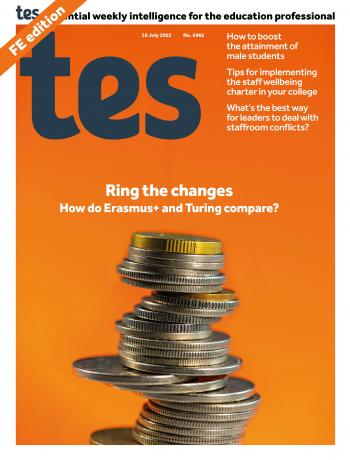 Tes FE cover 16/07/21