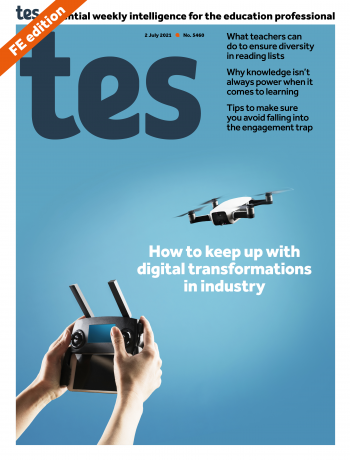 Tes FE issue 2 July 2021
