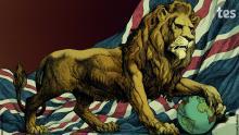 Teach children about the British Empire