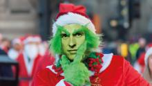 Covid can't dampen schools' Christmas spirit