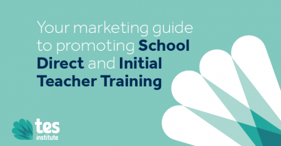 Marketing Guide For Teacher Training Providers