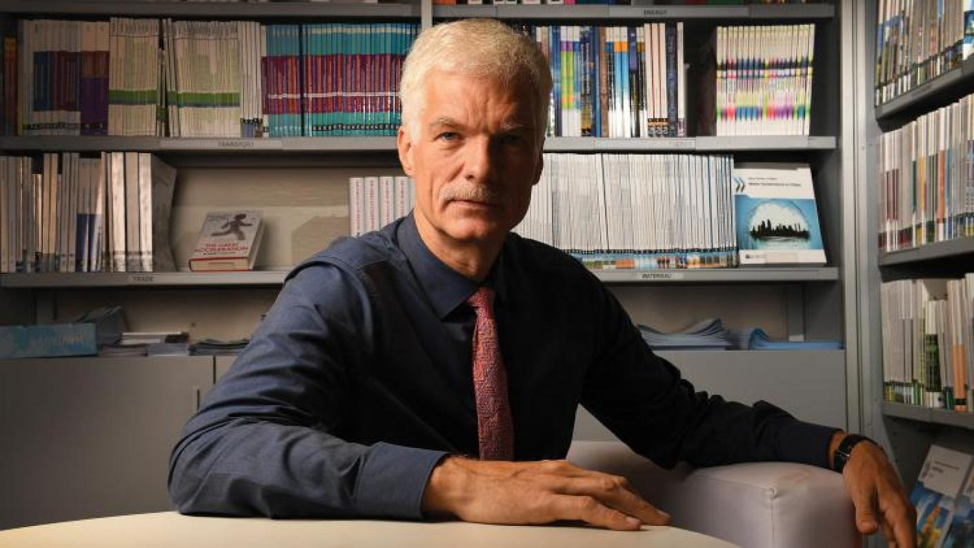 Andreas Schleicher, director for education at the OECD, has welcomed Ofsted's proposed inspection changes