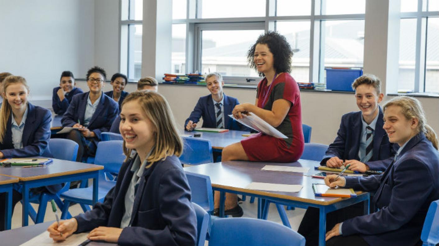 Why I Chose The Classroom Over Leadership