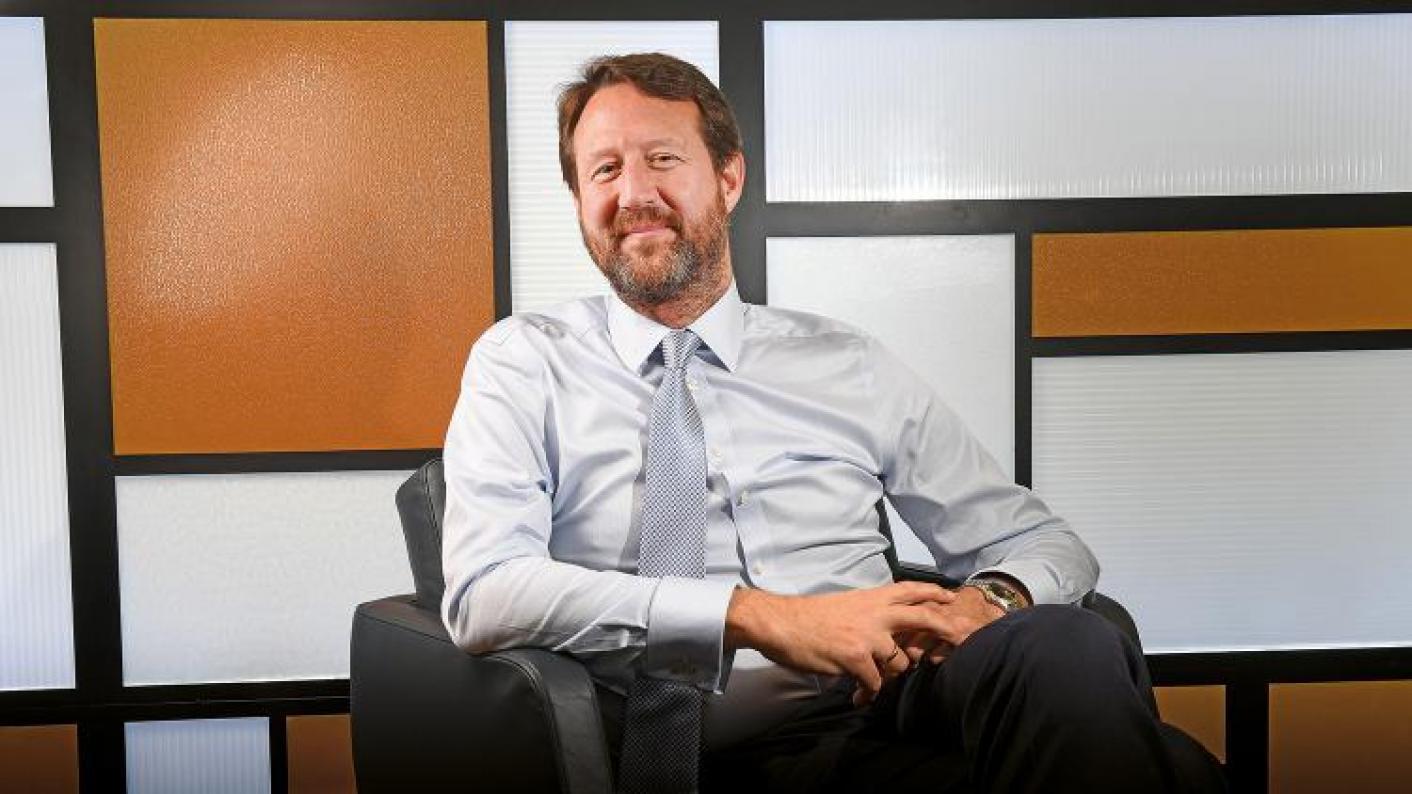 Focus on mental health: Julian Drinkall, of Academies Enterprise Trust