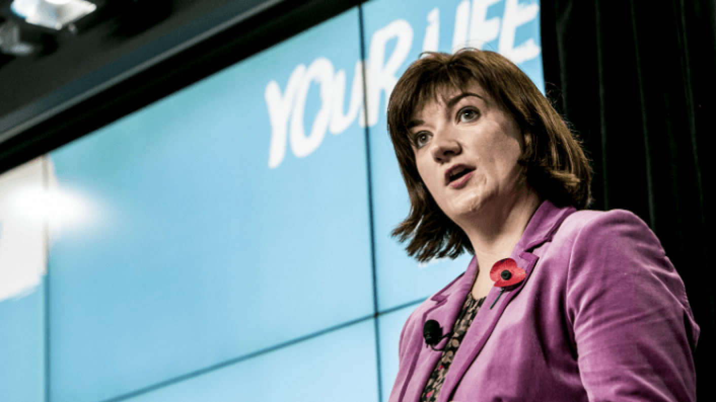 nicky morgan, charater education, damian hinds, justine greening