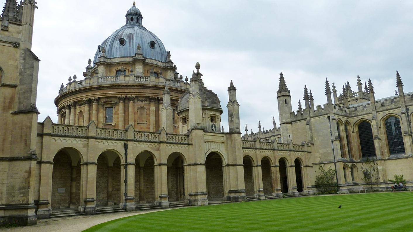 Oxbridge, Oxford, Cambridge, university, Shaun Fenton