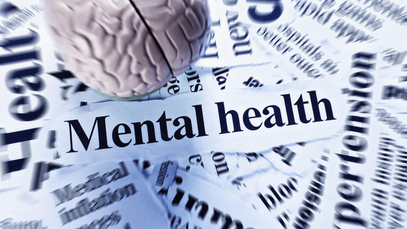 mental health AoC colleges FE