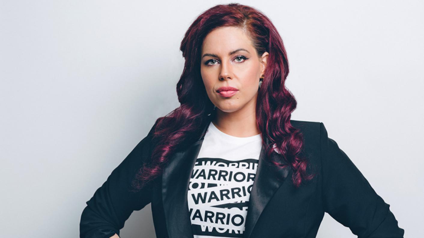 Natasha Devon, World Mental Health Day, mental health