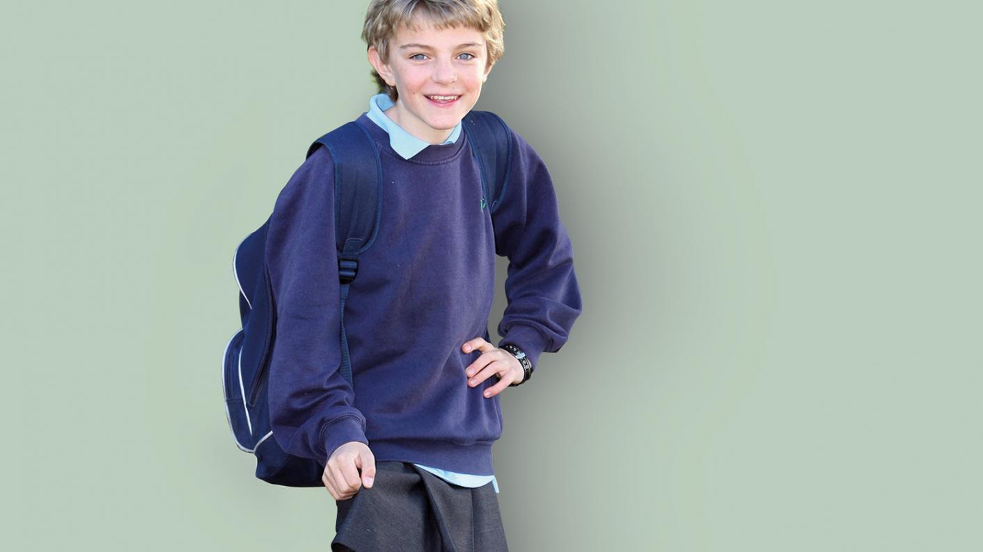 School uniform and skirt-banning