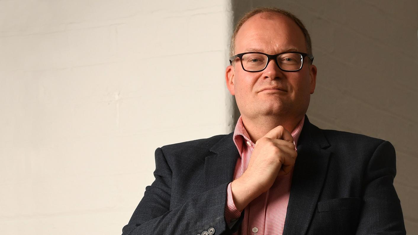 Darren Henley, chief executive arts council