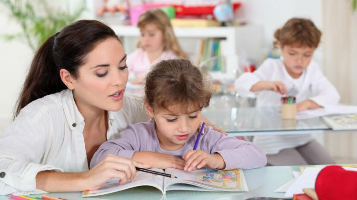 How to transition from TA to teacher