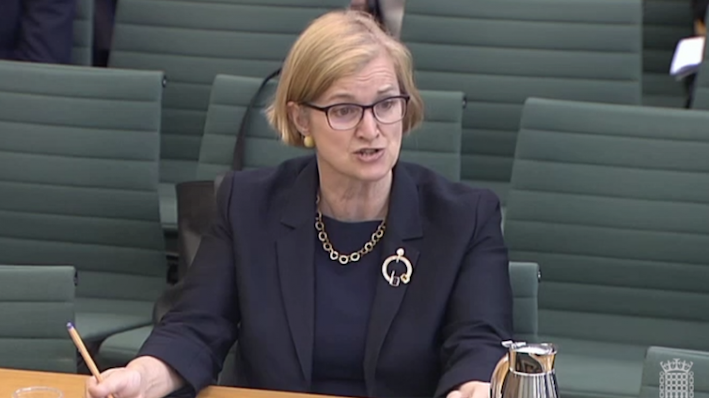Ofsted chief Amanda Spielman says schools' curricula should not be formed of 'isolated chunks of knowledge'
