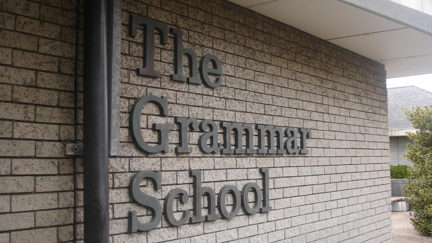Grammar schools are revolutionary for disadvantaged pupils