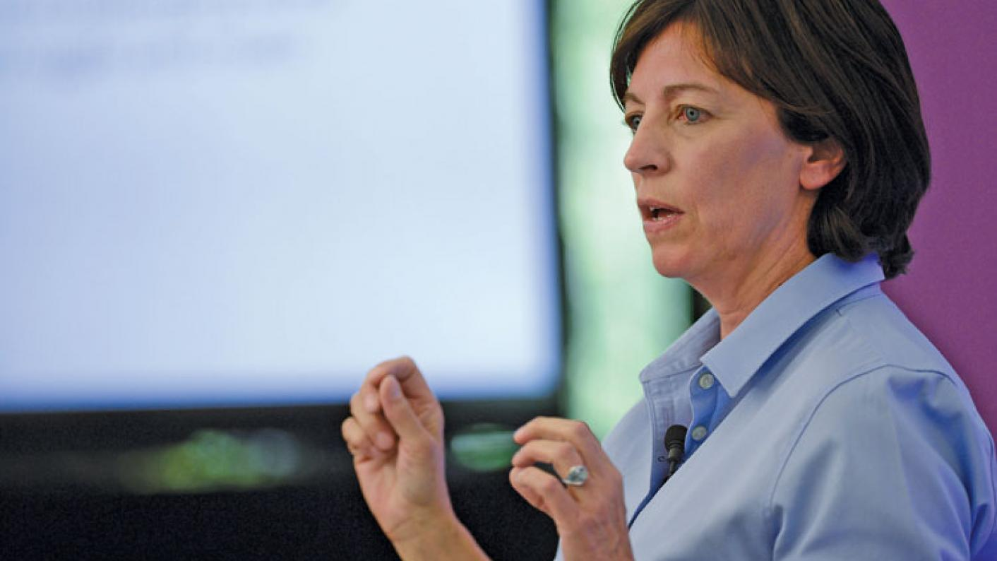 Primary teachers get 'too much stick' about maths teaching, argues Jo Boaler