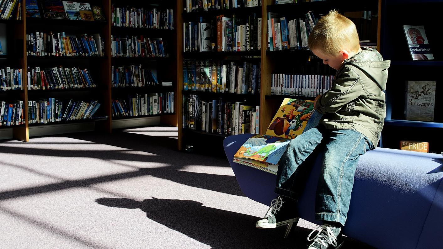 """Every child should have access to a """"vibrant"""" school library"""