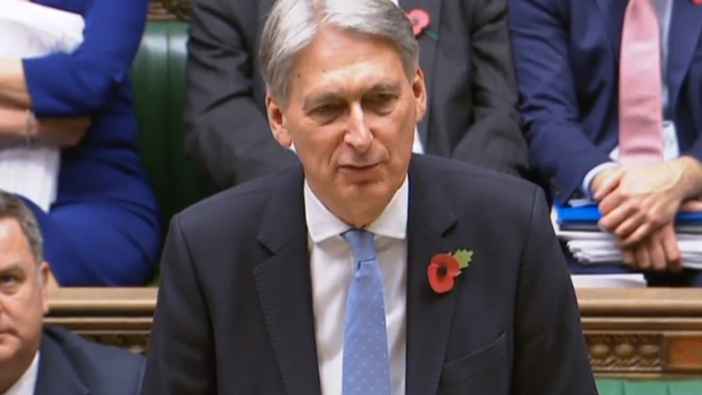 Chancellor Philip Hammond has announced a change in the contribution for SMEs
