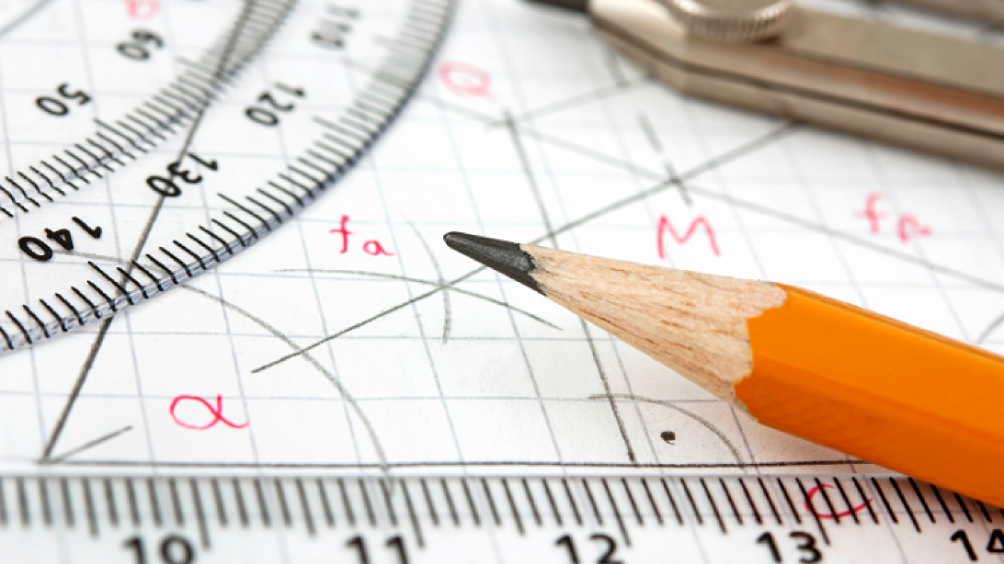 The maths results in the national reference test showed a slight improvement on last year