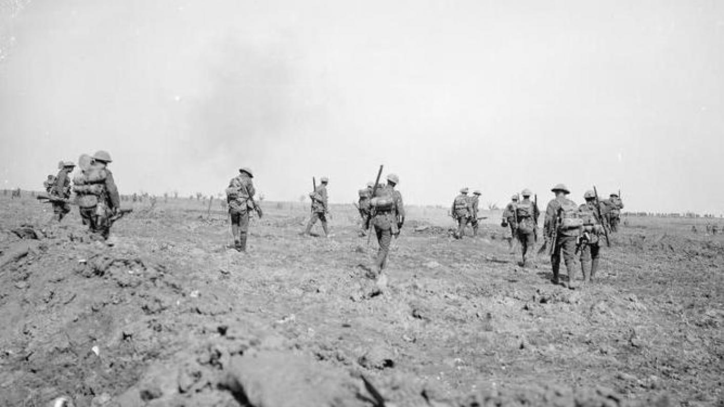One academy trust boss is calling for schools to focus on peacemaking on the 100th anniversary of the end of the First World War
