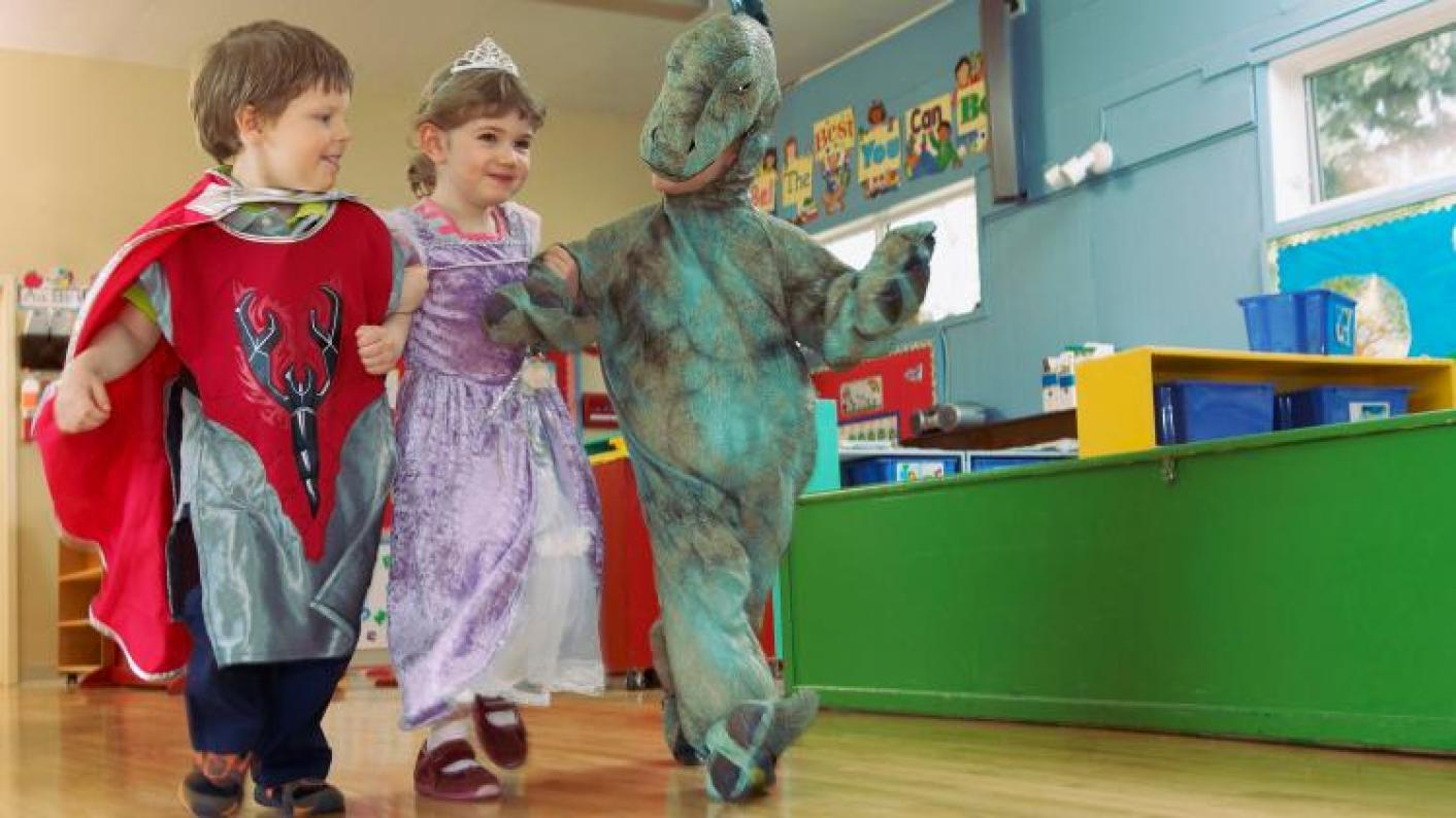 We can learn a lot of important lesson from early years, says Lisa Jarmin