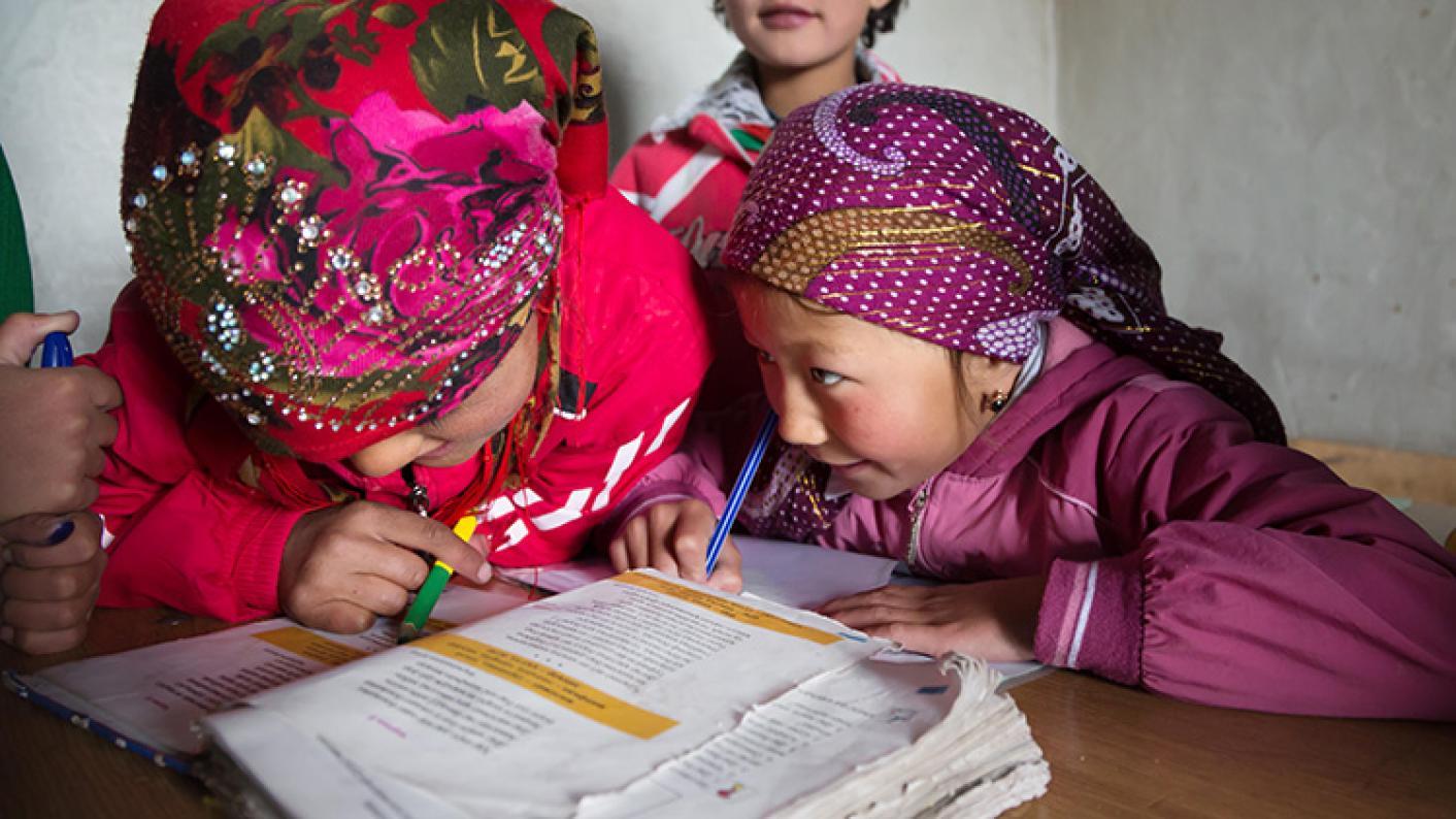 What's it like to teach in... Tajikistan