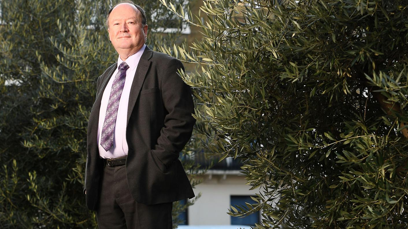 Tes profile: Grammar School Heads' Association's Jim Skinner   Tes News