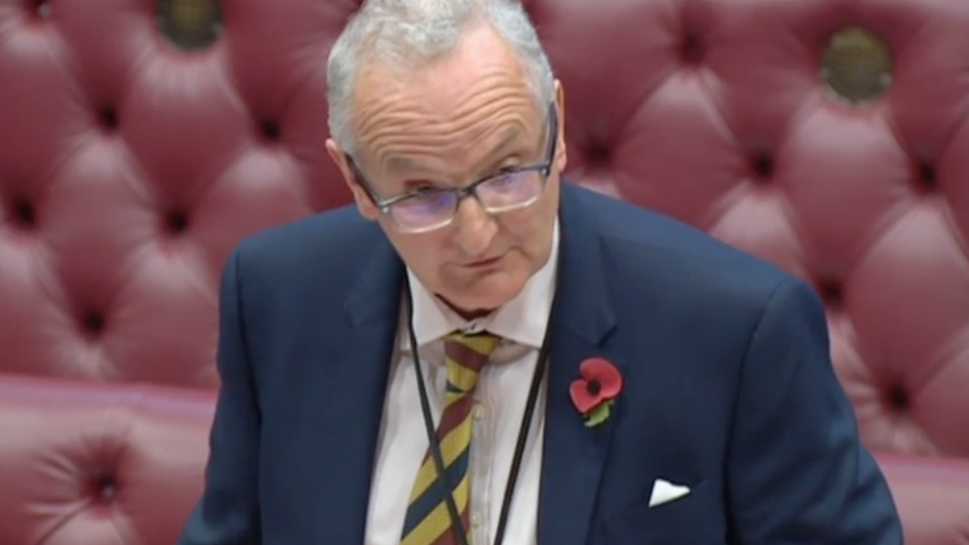 Lord Agnew has called for a debate about whether academy chairs should be paid