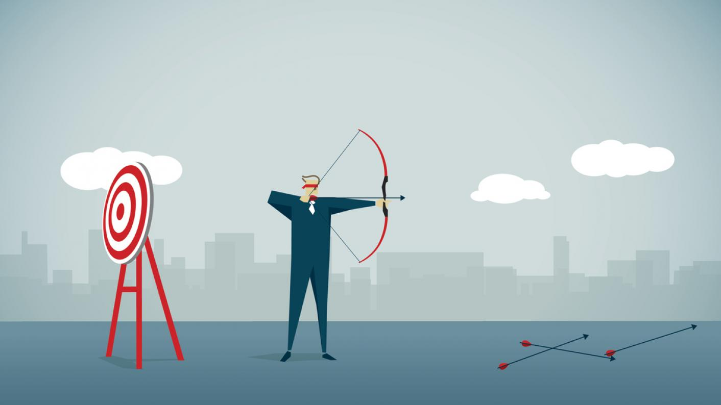 Ofsted inspection framework: target practice with bow and arrow