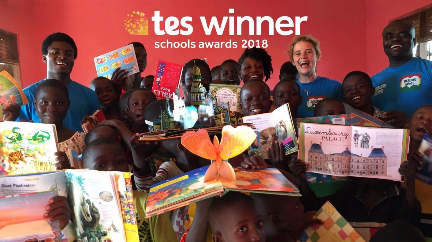 Tes Schools Awards: Brighton College, best international project winner