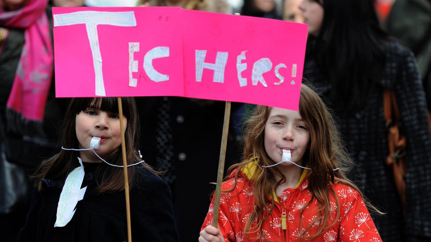 Teacher strike action 2019