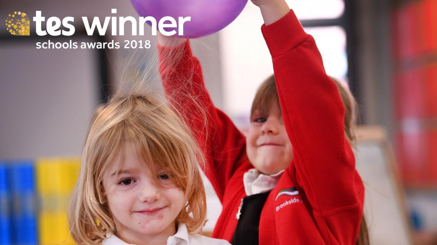 Tes Schools Awards winner