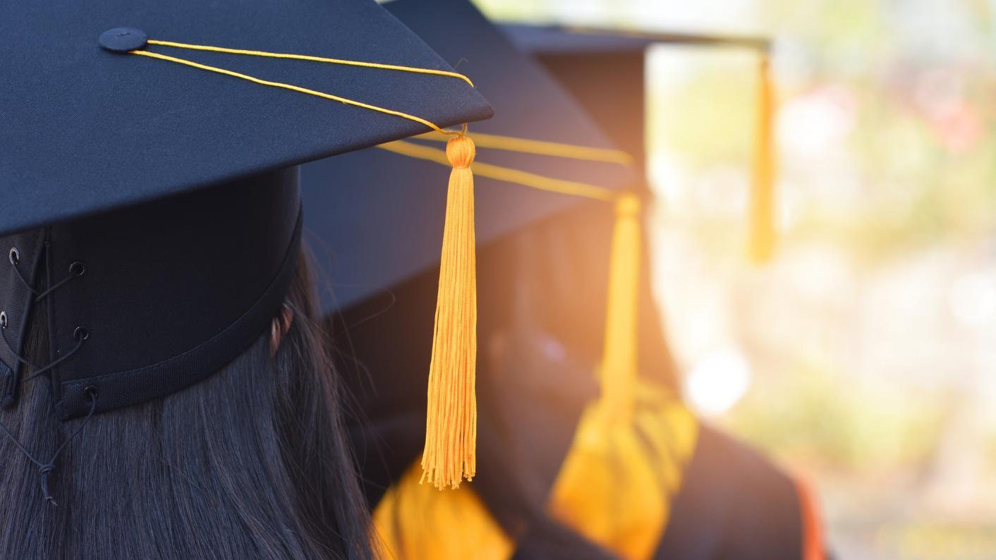 graduation college FE scotland fee finance student hardship