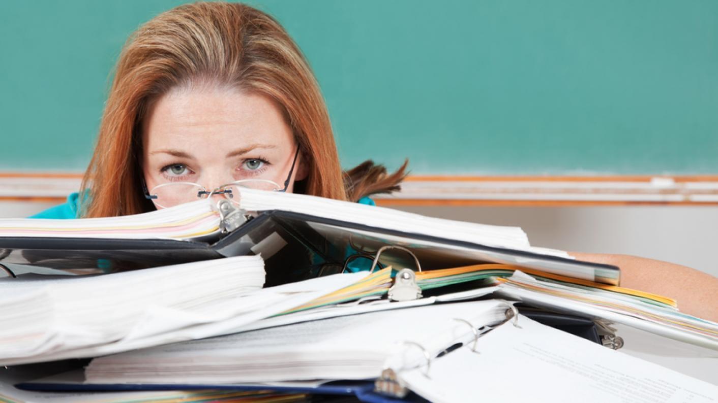 Teachers, workload, workplace, stressed teachers, Emma Kell